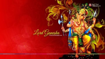 Full Hd Vinayagar Images Hd Wallpaper 3d – WallpaperShit