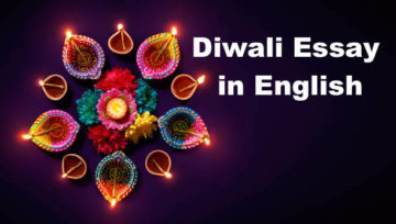 Diwali Essay in English for Class 1,2,4 of 100,300,500 Word
