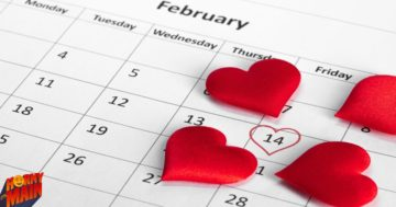 The horniest holidays in honor of Valentine's Day