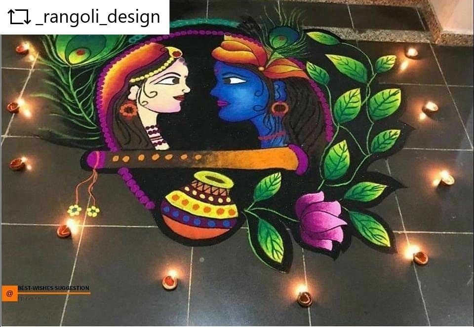 New Easy Rangoli Design Collection for Diwali