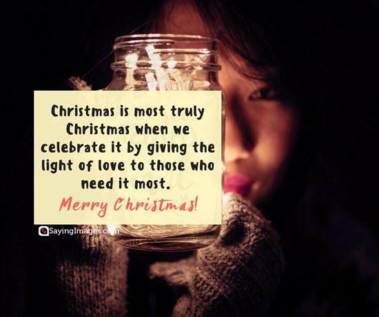 happy christmas quote