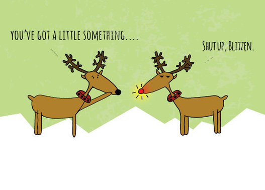 blitzen-funny-christmas-picture