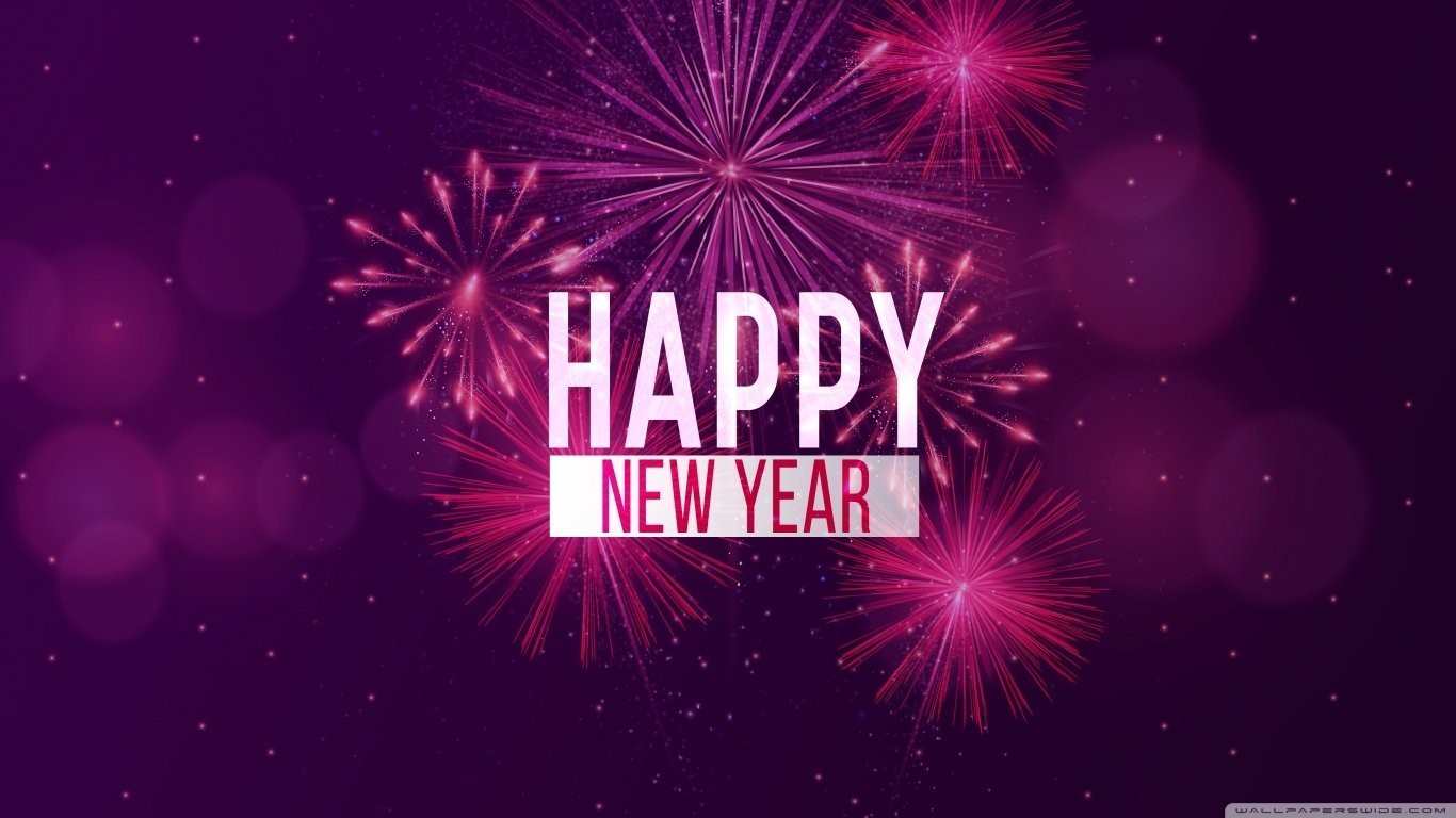 Hd 4 K New Year Wallpapers 15