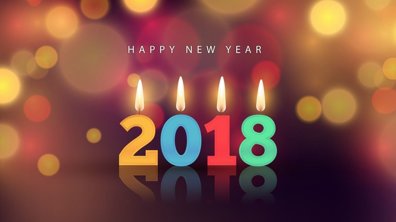 Hd 4 K New Year Wallpapers 3