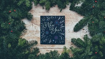 Hd 4 K New Year Wallpapers 8