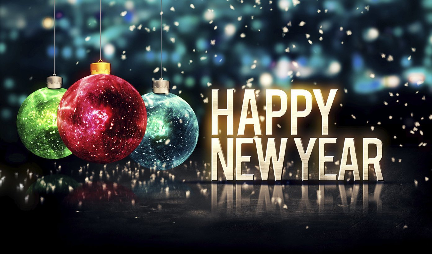 Hd 4 K New Year Wallpapers 11