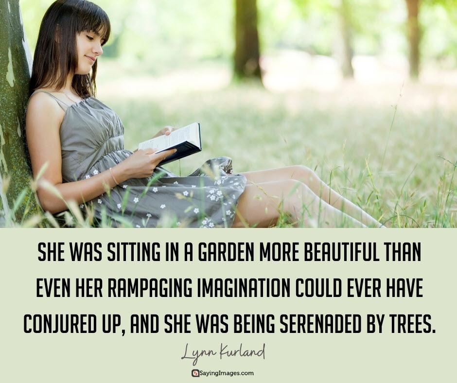 tree imagination quotes