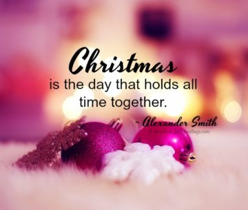 Inspirational Christmas Quotes with Beautiful Images - Christmas Celebration